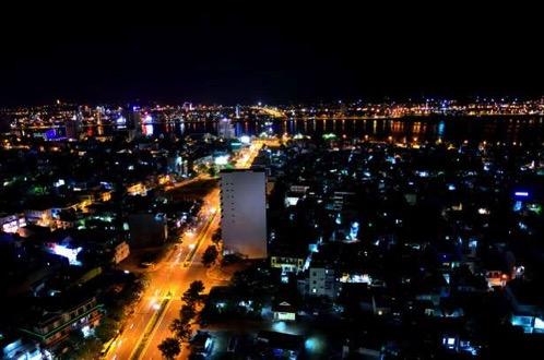ベトナム夜景