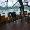 ホアンキエム湖ゴミ拾いボランティア