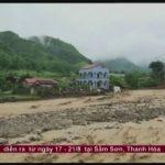 ベトナムで豪雨に注意イエンバイなどで土砂崩れなど